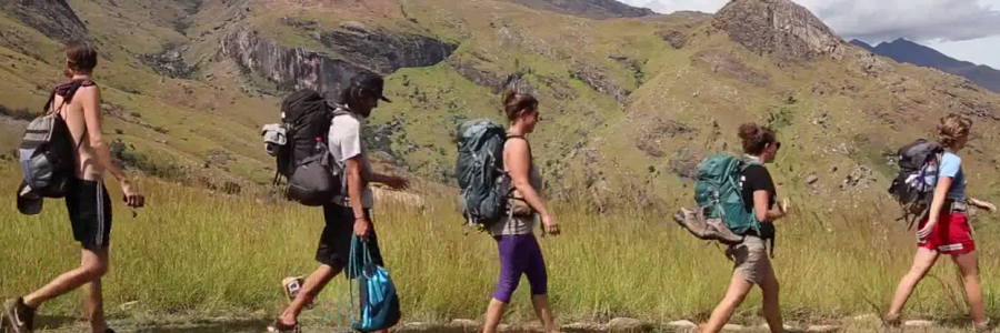 Hiking and Trekking tours in Madagascar